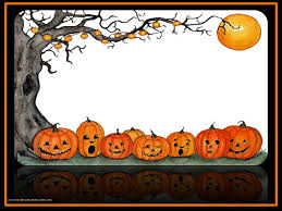 Free Halloween Powerpoint Presentations Backgrounds