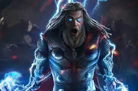 thor lightning wallpapers top free
