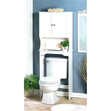 over toilet rack above storage wall the space saver pretty target bathroom . Over Toilet Rack Bathroom The Cabinets