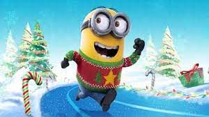 Despicable Me - Minion Rush : Holiday Sweater Costume, jolly Christmas And  Stage 1 Reward ! New - YouTube