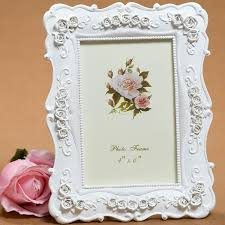 6 inch white fashion vintage swing sets resin picture frame rustic photo wedding photo frame high quality resin pictur china wedding photo frame