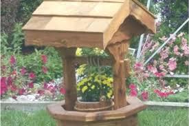 wishing well garden decor house ideas jar