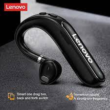 2021 yeni orijinal Lenovo TW16 kablosuz Bluetooth 5.0 kulaklık kulak  kancası kulaklık mikrofon ile Stereo 40 saat sürüş toplantı < Kulaklıklar-telefon  ve radyo kulaklıkları / Marka-Satisi.today