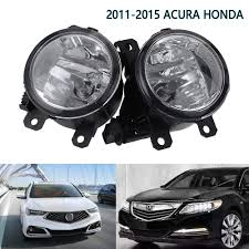 2013 Acura Ilx Fog Light Amazon Com 55w Led Fog Lights W H11 Bulb For Acura Ilx Rdx