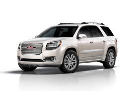 gmc acadia 2015 white. Contemporary 2015 2015 GMC Acadia Denali In Gmc White Motor Trend
