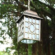 chandeliers rustic outdoor chandelier best whole modern waterproof pendant balcony living room garden cane