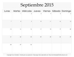 Calendarios Para El 2015 Descarga Imprime Y Organiza Tu Mes