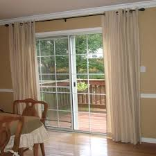 sliding glass doors curtain ideas full size of sliding door treatments grommet curtains for sliding glass