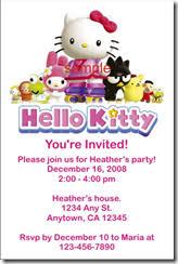 Hello Kitty Archives