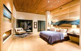 master bedroom ideas with fireplace. Contemporary Master Bedroom With Fireplace And Padded Wall Bed Headboard Colors Ideas C