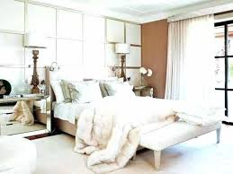 tall bedside lamps modern bedroom with mirrored nightstands and tall bedside lamps also within plan how tall should bedroom lamps be compared to a headboard