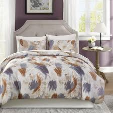 distressed painting printing bedding set european personalized pattern pillowcase and duvet cover sets coverlets 6 sizes duvet covers duvet
