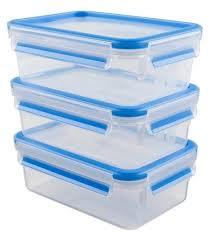 Купить EMSA <b>Набор из 3 контейнеров</b> CLIP & CLOSE 508558 по ...