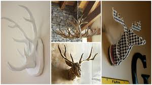 Love antlers? Faux taxidermy is the way to get this hot trend without  hurting any