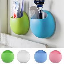 Suction Cup Bathroom Accessories Online Get Cheap Suction Cup Toothbrush Holder Aliexpresscom