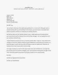 How To Write A Resigning Letter Resignation Letters For Personal Reasons
