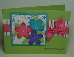 4 Petal Flower Paper Punch 5 Petal Flower Punch Klompen Stampers