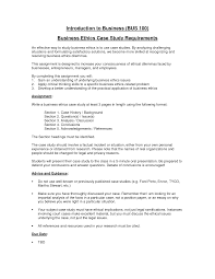 business case study how to write a case study write up