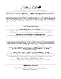 Catastrophe Claims Adjuster Sample Resume Claims Adjuster Resume Sample Madrat Co shalomhouseus 2
