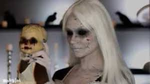 ed porcelain doll makeup tutorial