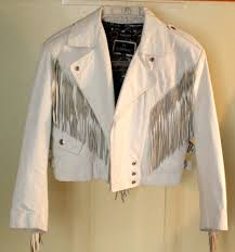 fringe jacket like sloane peterson s from ferris bueller s day off on the hunt