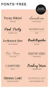 121 Best Fonts Images On Pinterest Calligraphy Fonts Free
