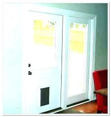 door with doggie door installed best door sliding glass door installation best pet door best pet door with doggie