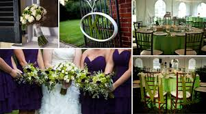 Purple and green wedding colors Plum By Wedding Vibe Wedding Ideas Purple And Green Wedding Inspiration