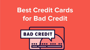 Certain card issuers have turned your problem into a niche market. 5 Best Credit Cards For Bad Credit Jun 2021 0 Fees