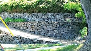 stone retaining wall cost stone fence cost retaining wall cost stone for garden walls stones from stone retaining wall cost