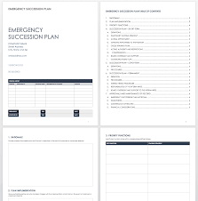 Free White Paper Template Free Succession Planning Templates Smartsheet