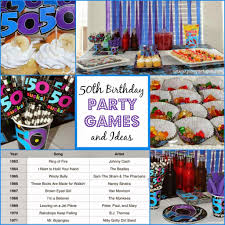 50th birthday party decorations. 50th Birthday Party Decoration Ideas Diy Lovely Games And Decorations B