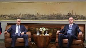 Erdoğan ve Putin İdlib'i Konuştu - Almanya Haber - Berlin Haberler - Son  Dakika Avrupa Haberleri