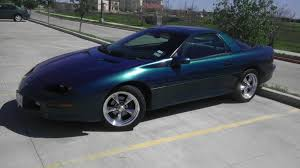Chevrolet Camaro Questions - Is mine a true 30th anniversary rs ...