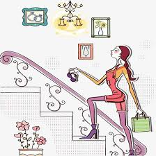 upstairs clipart. Interesting Upstairs Cartoon Upstairs Cartoon Clipart Climb The Stairs Move Forward PNG Image  And Clipart With Upstairs A