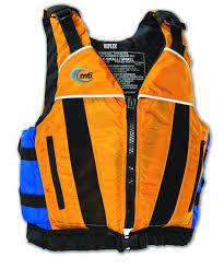 Mti Adventurewear Reflex Paddling Pfd Life Jacket