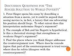 college essays college application essays the singer solution the singer solution to world poverty essay
