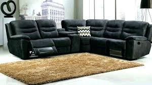 leather couch cape town couches furniture real 3 power reclining sectional sofa genuine home improvement beautiful