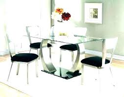 medium size of 60 inch round glass top dining room table square for 6 cm set