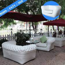 inflatable outdoor furniture. 2017 top selling white lounger sleeping corner camping relax giant chesterfield air cheap outdoor inflatable sofa furniture