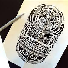 Tatuaggi Maori Braccio Polpaccio Spalla Significato