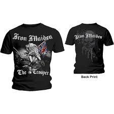 Tričko Iron Maiden The Trooper