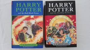 j k rowling harry potter 2 volumes 2005 2007