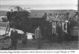 Image result for photo of rig in lough neagh