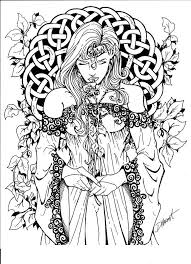 Small Picture Wiccan Coloring Pages Miakenasnet
