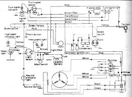 yamaha rd350 electrical diagram