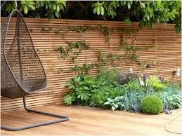 Trennwand Garten Holz Style Parsvendingcom