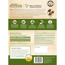 Rachael Ray Nutrish Dry Dog Food Chicken Vegetable