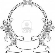 mirror frame outline. Frame 056 Digital Image Mirror Outline Graphic Vintage Scroll Border Oval Tshirt Art Print Your Own Customize | Pinterest Outlines, Tattoo And