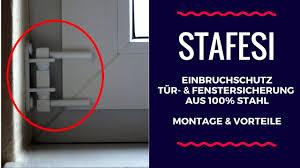 Nachrüsteneinbauen Der Stafesi Tür Fenstersicherung